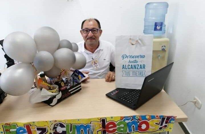 Fallece coordinador de Gestión del Riesgo de Purificación 3