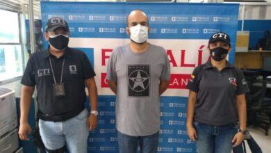Photo of Andrés Prado Meza, aceptó haber estafado a varios ciudadanos en Ibagué.