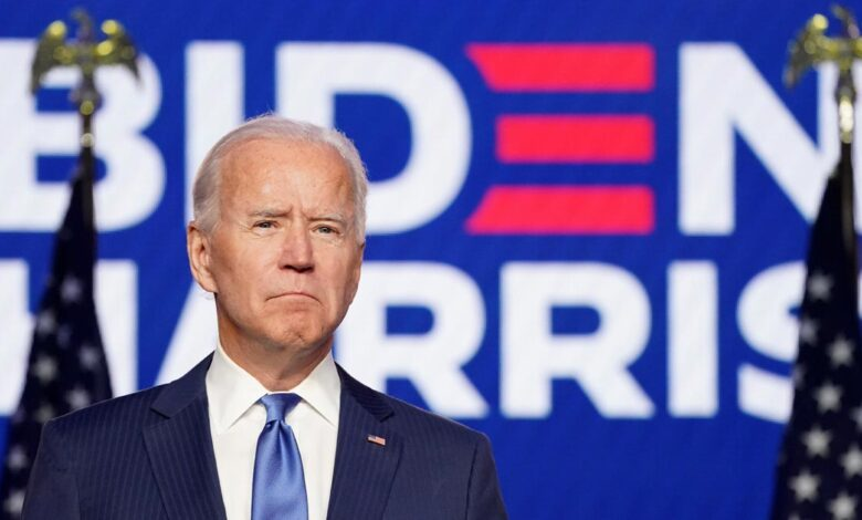 Joe Biden se convierte en el nuevo presidente de Estados Unidos 1