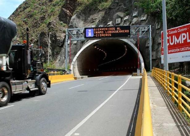 ¡Atención viajeros! Hoy y mañana habrá cierre total del túnel Sumapaz 1