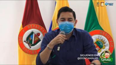 El alcalde Andrés Hurtado se pronuncia sobre la situación de seguridad y orden público en Ibagué. 7