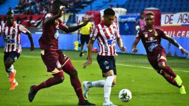Podría el Deportes Tolima ganar ante Junior por W ? 5