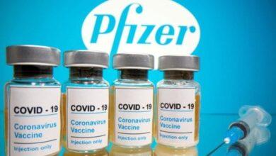 Pfizer plantea que su vacuna debería aplicarse año tras año como la influenza 2