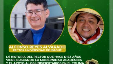 Habla el rector de la Unibague, Alfonso Reyes,diez años viene buscando la modernidad académica y el apoyo a los universitarios en el Tolima 4