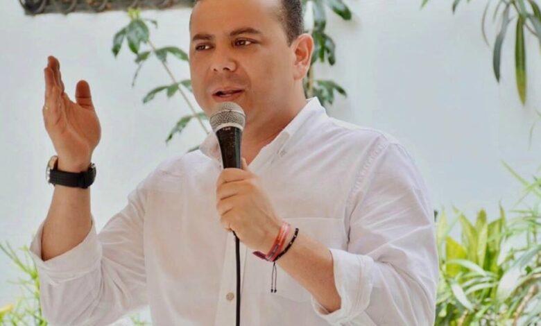 Alexander Castro nuevo gerente de Indeportes 1