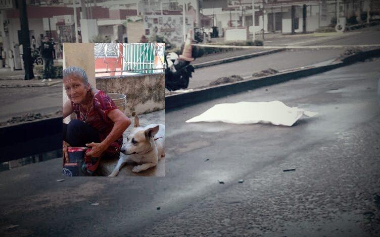 Carro fantasma arrolló abuelita en la 9ª del Jordán 1