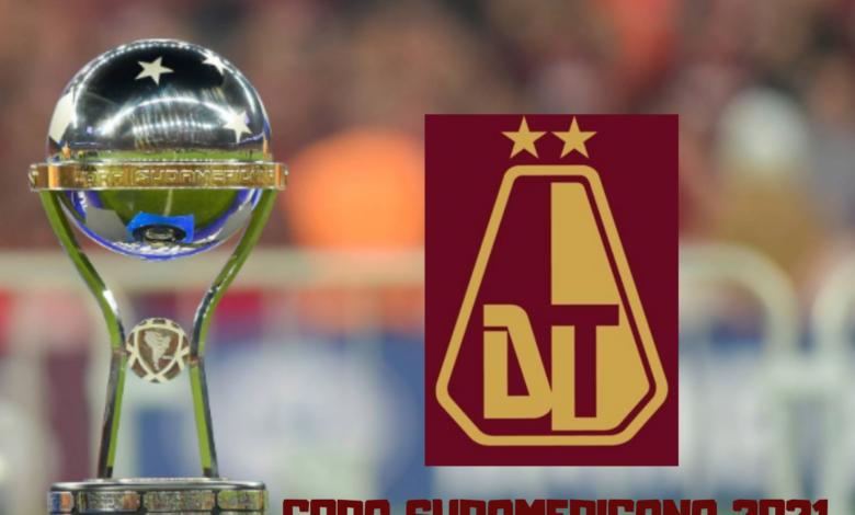 Deportes Tolima aseguró presencia en la copa Suramericana 2021. 1