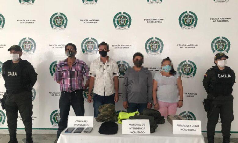 Desarticulan peligrosa banda delincuencial en el Tolima 1