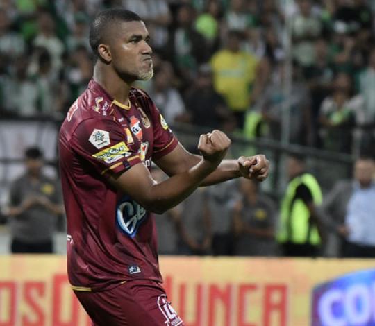 Danovis Banguero listo para llegar al Atlético Nacional 1
