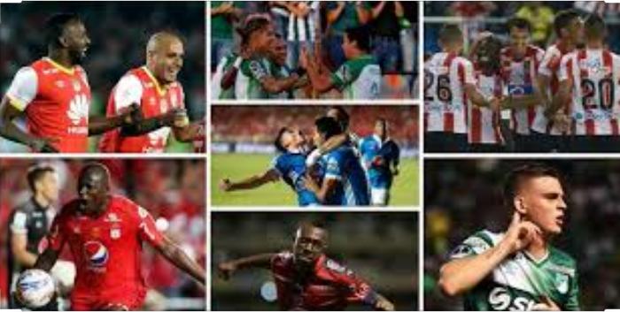 Definidos los equipos colombianos para torneos internacionales. 1