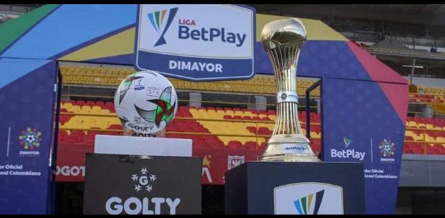 Listo el fixture de la liga Betplay 2021. 1