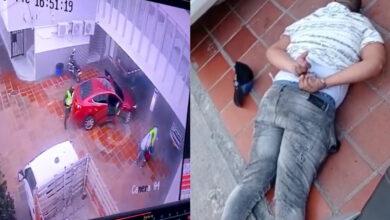 Photo of Un expolicía hacía parte de banda de 5 atracadores en Barranquilla