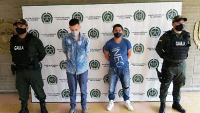 Photo of Pareja de secuestradores de conductores de camión fueron capturados