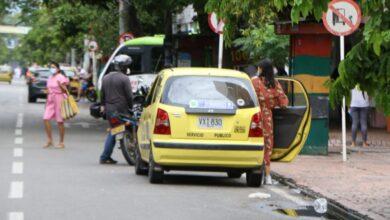 Alcaldía modificó el 'Pico y placa' para taxis en Ibagué 1