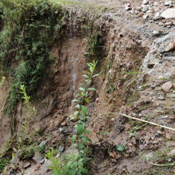 Deslizamientos de tierra tiene incomunicados a los habitantes de Bilbao, Planadas 3