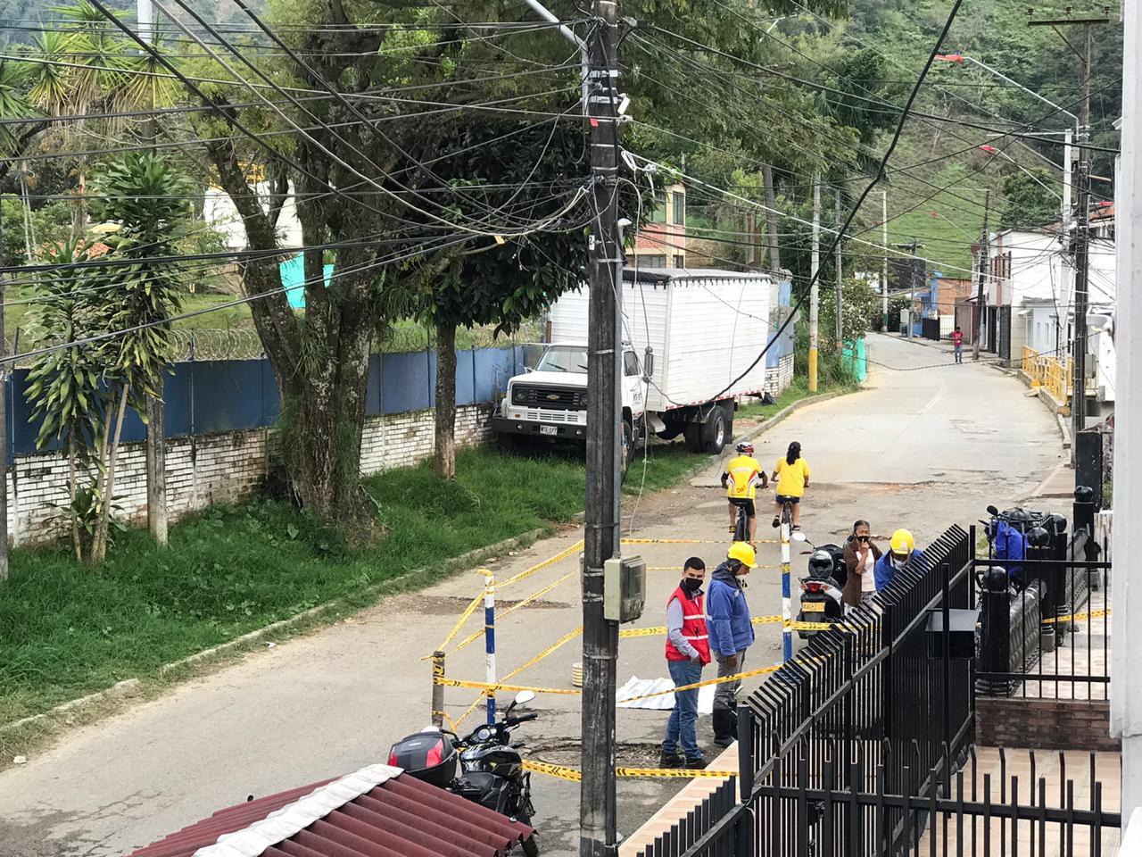 Daño en la Coqueta afectó suministro de agua en Ibagué, el IBAL atiende la emergencia 7