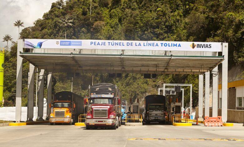Habrá cierre en total en la vía Calarcá-Cajamarca 1
