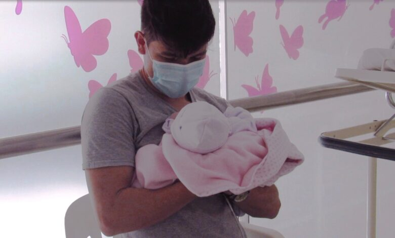 En medio de la pandemia han nacido dos mil bebés en Ibagué 1