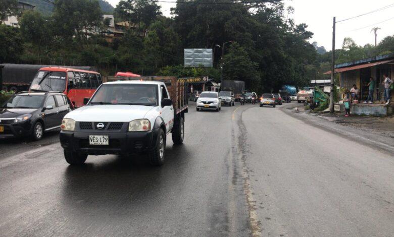 A partir de hoy, Invias habilitó el paso de vehículos particulares por el Alto de la Línea 1