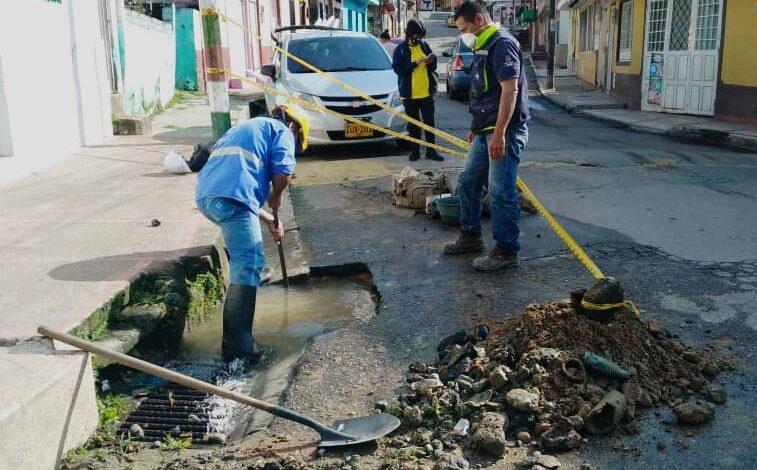 Barrios del centro de Ibagué estarán sin agua por daño en la red de acueducto 3