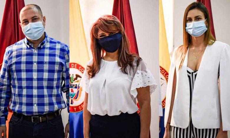 Estos son los nuevos funcionarios de la Alcaldía de Ibagué 1
