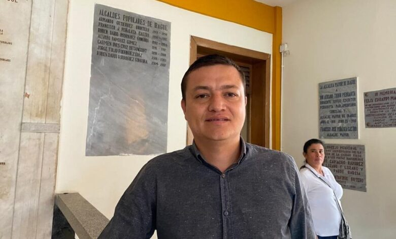 Arturo Castillo nuevo presidente del Concejo de Ibagué 1