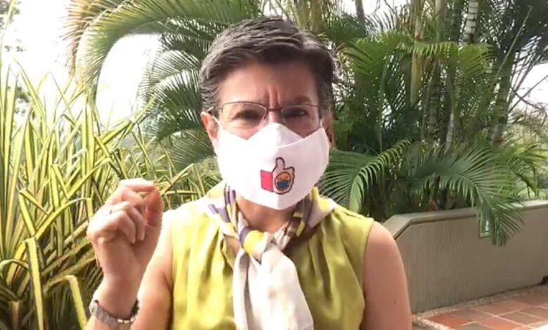 Alcaldesa de Bogotá recalcó que la pandemia y sus consecuencias son uno de los temas centrales en Asocapitales 1