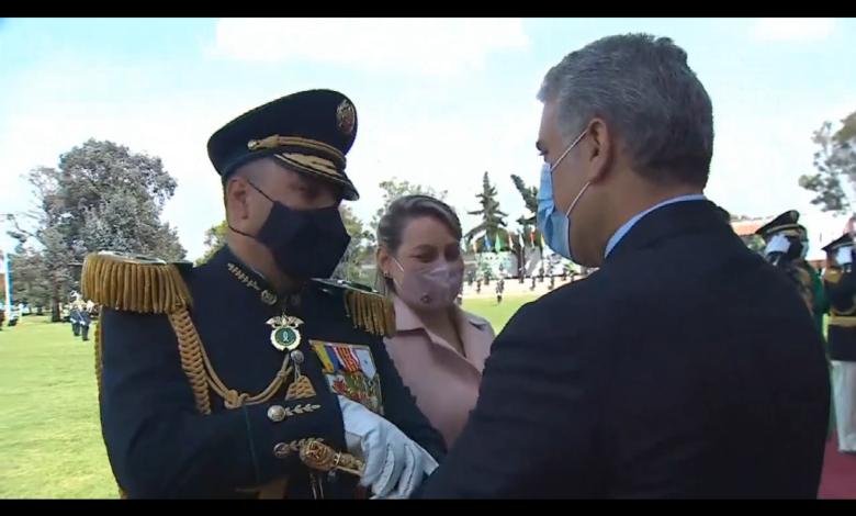 El Tolimense que hace parte de los nuevos Mayores Generales de la Policía en Colombia 3