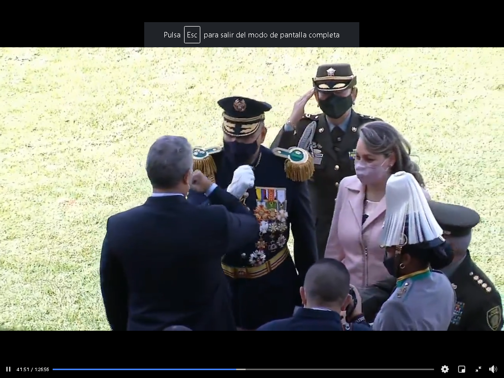 El Tolimense que hace parte de los nuevos Mayores Generales de la Policía en Colombia 4