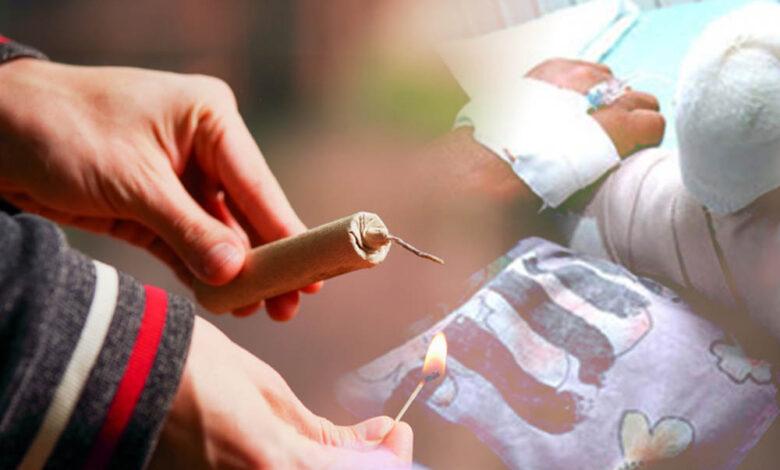 Tolima es el departamento con más casos de quemados con pólvora del país 1