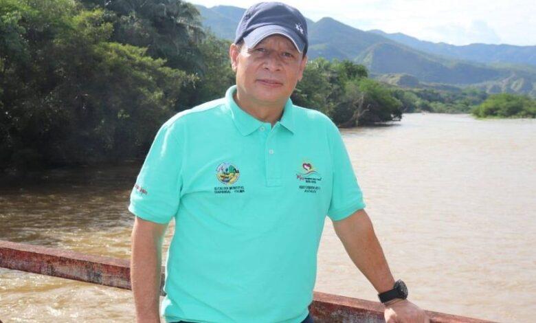 Alcalde de Chaparral positivo para Covid-19 1