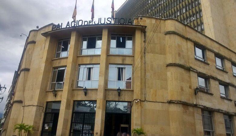 Por elevados casos de Covid-19 disminuye el aforo a un 30% en el Palacio de Justicia de Ibagué 1