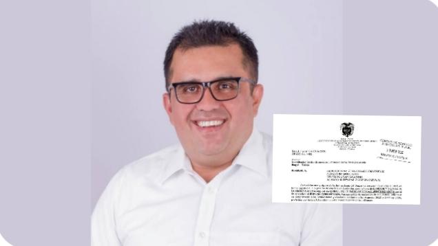 Hay fecha para audiencia en contra del Concejal Rubén Darío Correa 1
