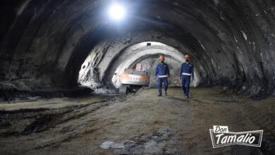 Las caras que están detrás de la mega obra del Túnel de la Línea 5