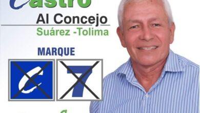 Concejal de Suárez destituido por la Procuraduría 2