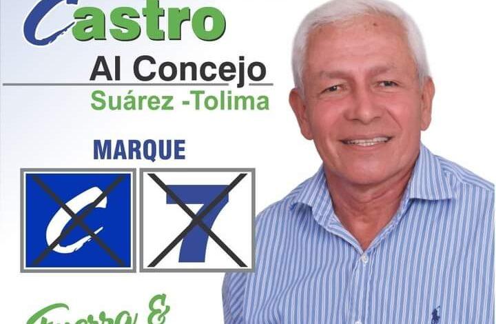 Concejal de Suárez destituido por la Procuraduría 1
