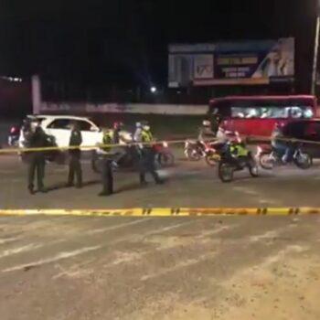 Sicariato en Ibagué deja un hombre muerto 5