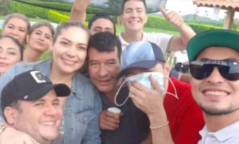 Alcalde de Ibagué respondió sobre encuentro familiar en el Eje Cafetero 3