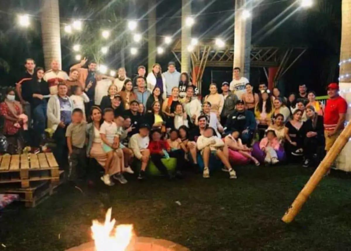 Alcalde de Ibagué respondió sobre encuentro familiar en el Eje Cafetero 4