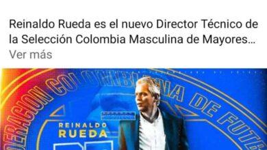 Oficialmente Reinaldo Rueda es el nuevo técnico de la Selección Colombia. 5