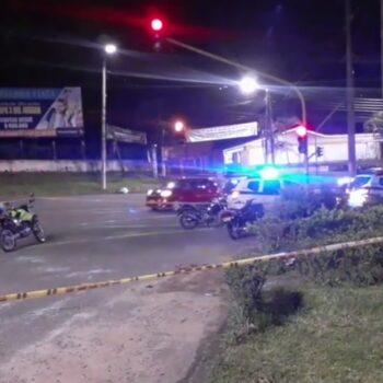 Sicariato en Ibagué deja un hombre muerto 4