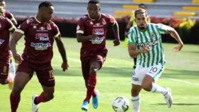 Deportes Tolima volvió a ganarle a Nacional y lo eliminó de la Copa Betplay. 2