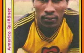 Por una descarga eléctrica falleció el exfutbolista Américo Quiñonez. 2