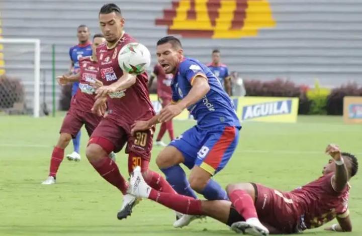 Deportes Tolima finalista de la Copa Betplay y se enfrentará al Medellín. 1