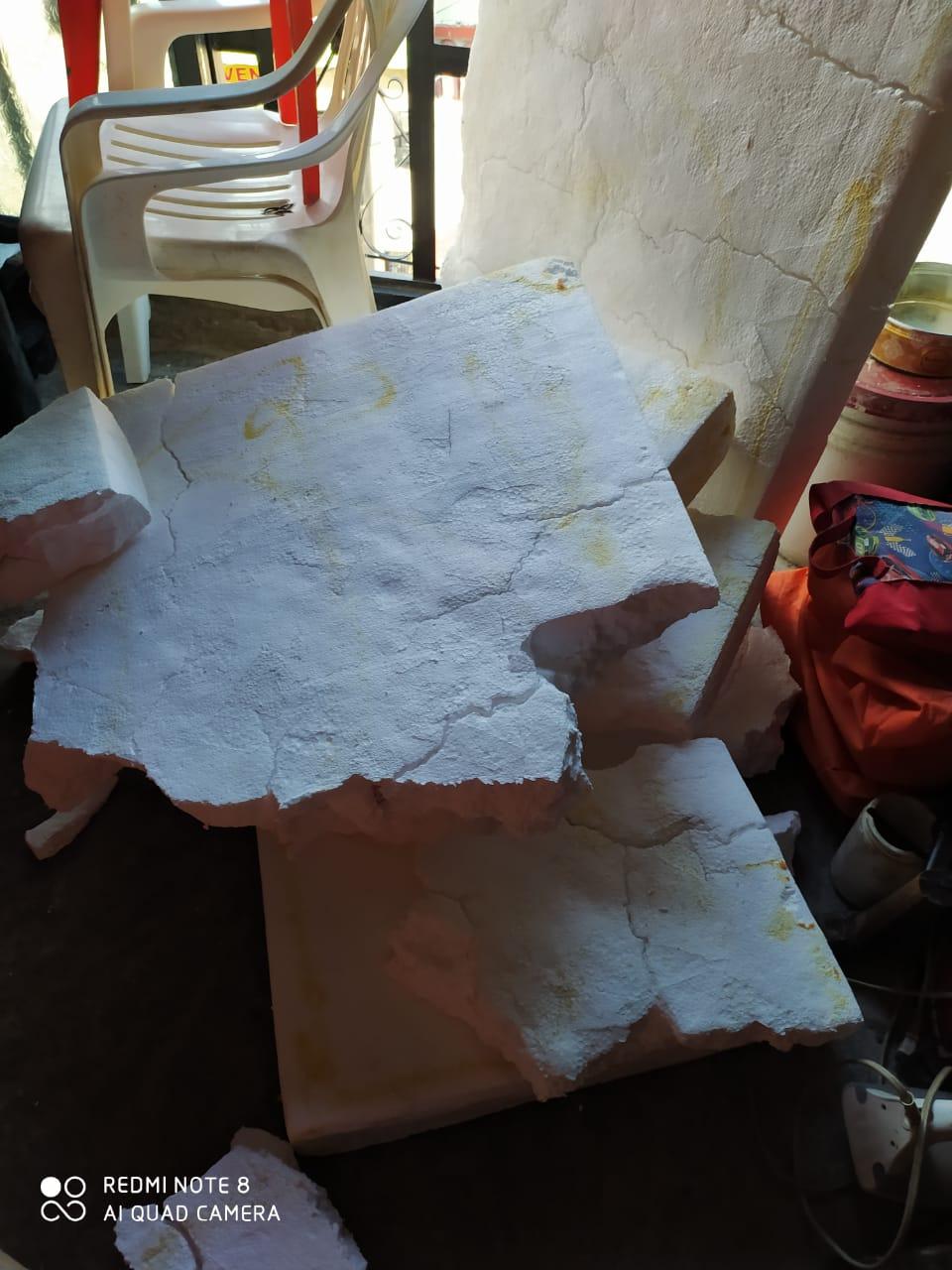 Le vendieron colchón lleno de icopor por colchón ortopédico 8