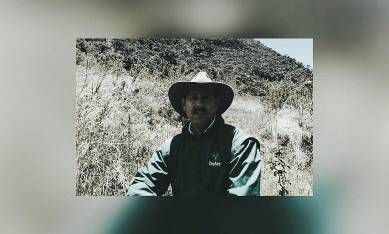Luego de tres días de estar desaparecido encuentran sin vida al líder social de Roncesvalles, Tolima 1