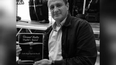 Con honores será despedido el recordado periodista Carlos Sepúlveda 3