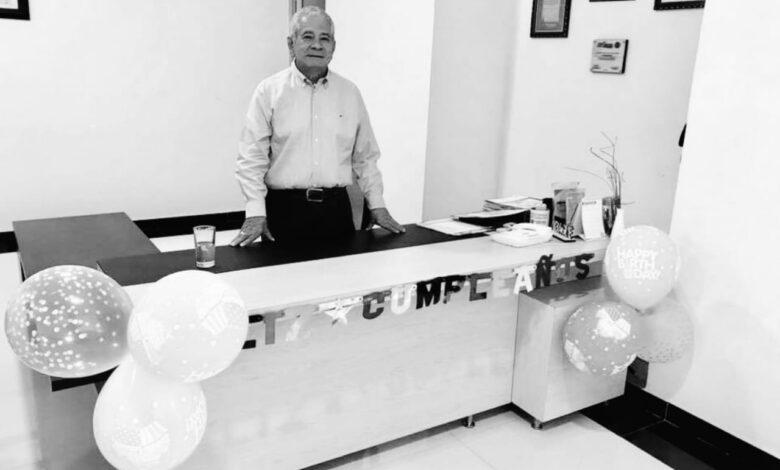 Tristeza en el Tolima, falleció Miguel Garzón 1