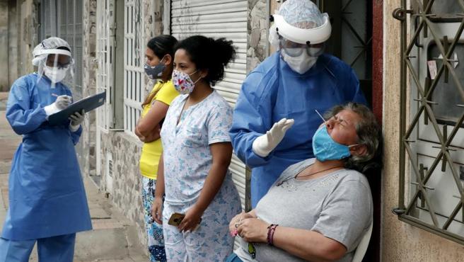 Tolima, el tercer departamento con más contagiados de Covid en 24 horas 3