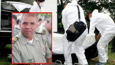 Millonaria recompensa para quien entregue información del homicida de un patrullero de la policía 4